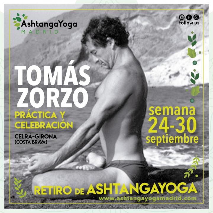 Tomas Zorzo retiro 2018 cartel 2