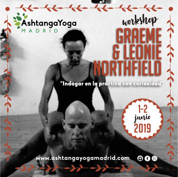 Graeme y Leonie Northfield 2019