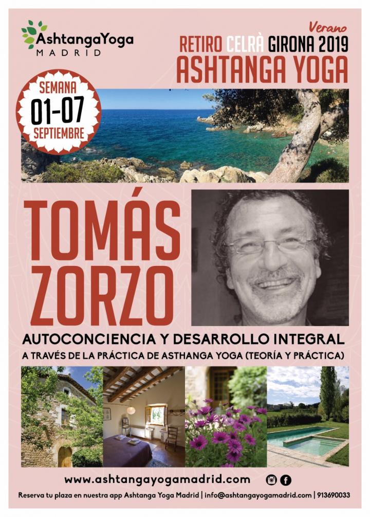 Retiro Tomás Zorzo - Celrà' 19