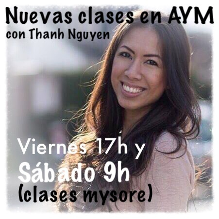 Nueva clase 17h mysore Thanh