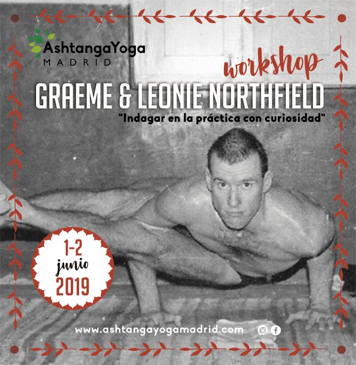 Graeme Leonie Northfield 2019/2