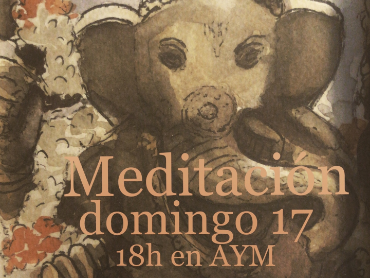 Meditación 17.11.19