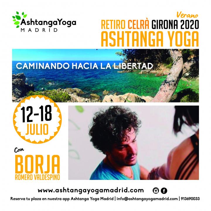 Retiro Celra 2020 Borja