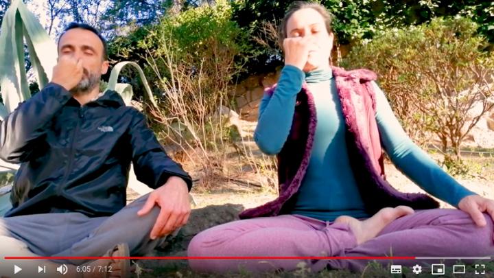 Sara y Raul