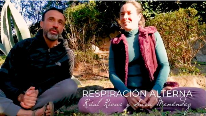 Sara Raul respiracion alterna