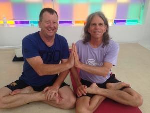 David y Gerry